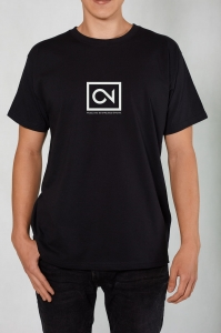 T-shirt ON czarny